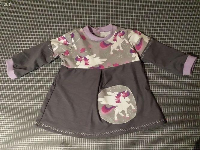 Makerist - Schnabelinas Bodykleid - Nähprojekte - 1