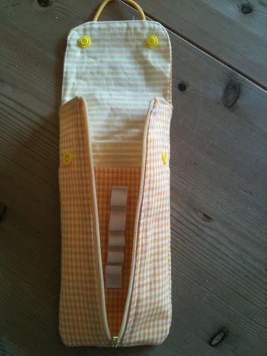 Makerist - Täschchen Rosi - Nähprojekte - 1