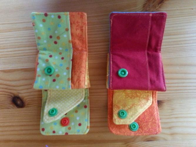 Makerist - Mini-Portemonnaie für Notgroschen - Nähprojekte - 2
