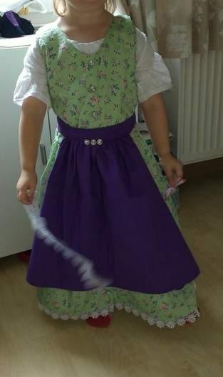 Makerist - Dirndl für 3-jährige - 1