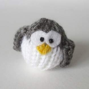 Makerist - Teeny Penguin - 1