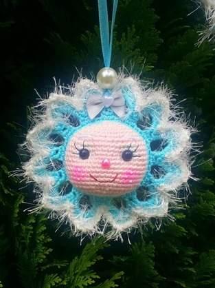 "Makerist - Amigurumi "" Frosty "" 10 cm Groß - 1"