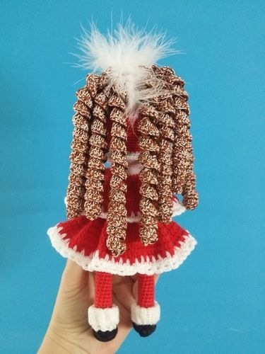 "Makerist - Amigurumi Puppe "" Nikolinchen "" 22 cm Groß - Häkelprojekte - 2"