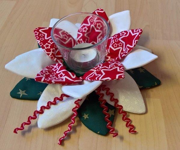 Makerist - Weihnachtsdecke mit passender Deko - Nähprojekte - 2