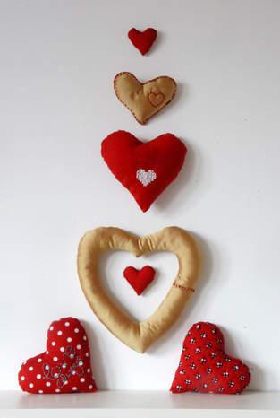 Makerist - Valentinstag Herzen - 1