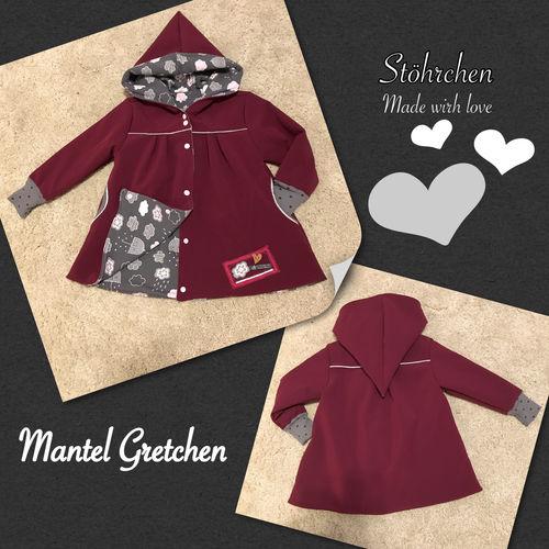 Makerist - Mantel Gretchen aus Softshell - perfekt für den Herbst - Nähprojekte - 1