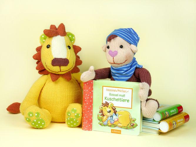 Makerist - Lille und Löwe, die Kinderbuchhelden - Strickprojekte - 3