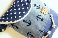 Makerist - SchickiMicki Flapbag nach dem ebook von Unikati - 1
