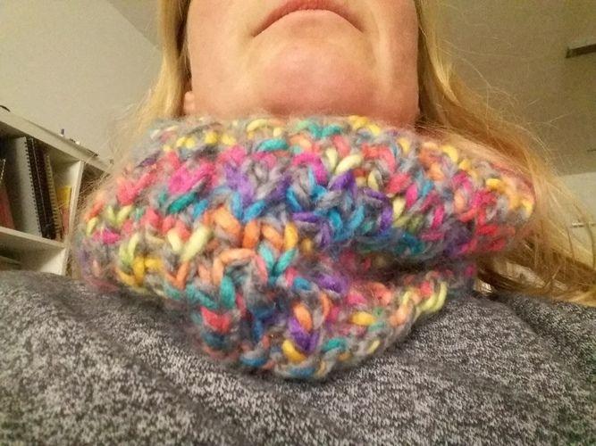 Makerist - Endlich meine eigene Halssocke - Strickprojekte - 1