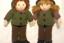 Makerist - Jesse and Josie's Autumn Walk - 1
