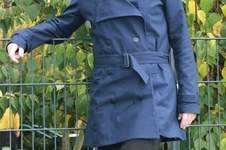 Makerist - BeeAutiful Trenchcoat - 1