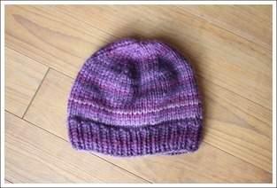 Makerist - eine ganz schlichte Mütze - 1