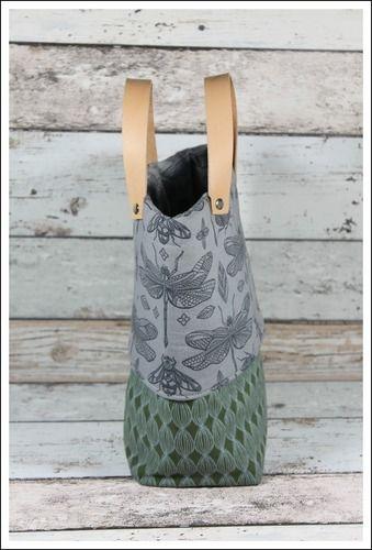 Makerist - Korb für Wolle - Nähprojekte - 1