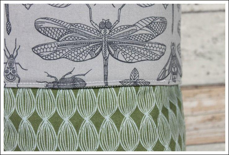 Makerist - Korb für Wolle - Nähprojekte - 3