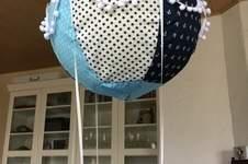 Makerist - Adventskalender Heißluftballon  - 1