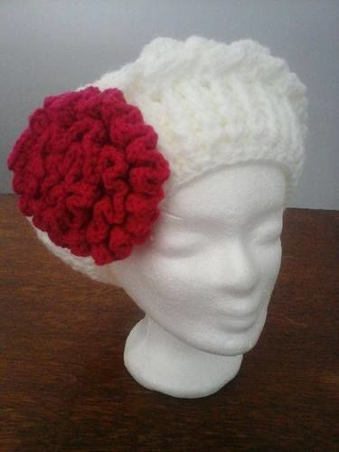 Makerist - BERET FEMME TRES CHIC - Créations de crochet - 2