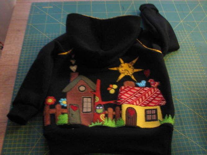 Makerist - hoodie - Nähprojekte - 1