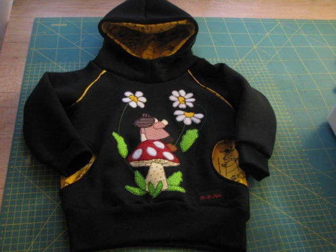 Makerist - hoodie - Nähprojekte - 2