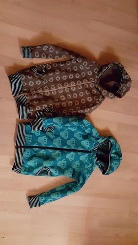 Makerist - Softshell Jacken für meine Räuber - Nähprojekte - 1