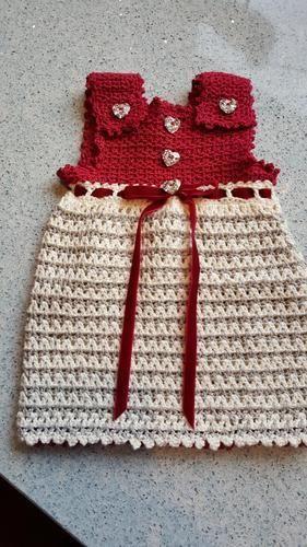Makerist - Babystrickkleid - Strickprojekte - 1