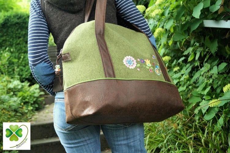Makerist - Aeroplane Bag Sew Sweetness - Nähprojekte - 1