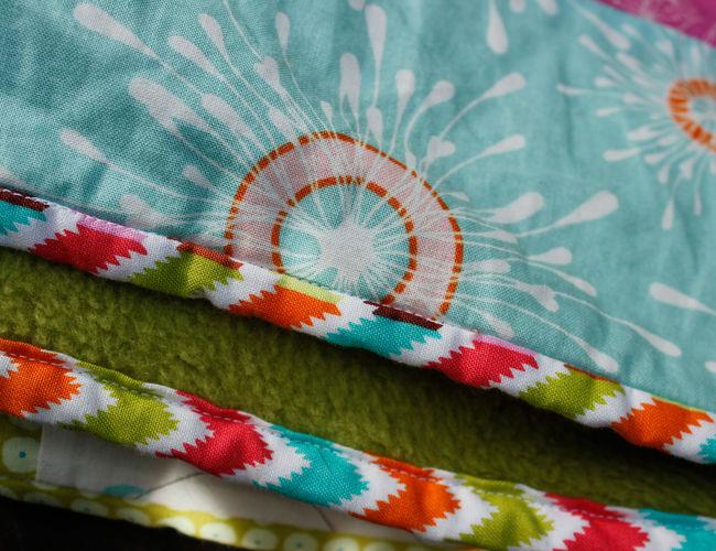 Makerist - Tagesdecke / Baumwollstoffe / fürs jüngste Tochterkind - Patchwork-Projekte - 3
