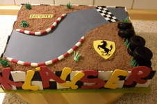 Makerist - Ferrari-Torte - 1