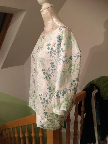 Makerist - Eine Bluse  - Nähprojekte - 2