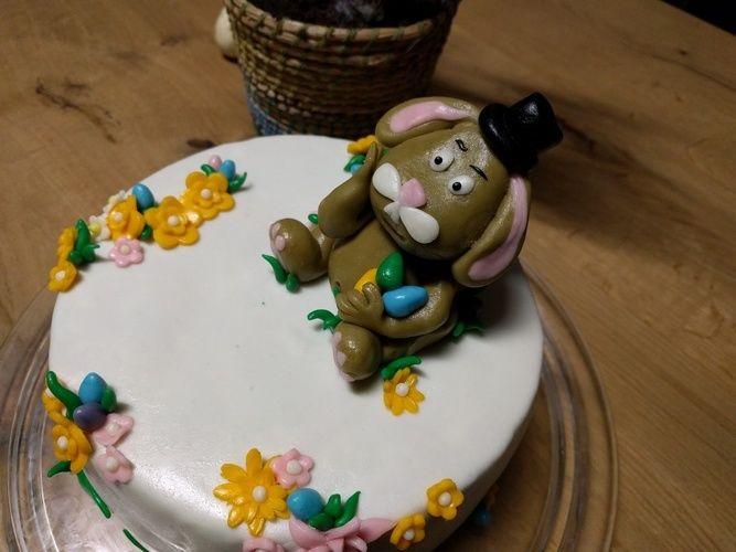 Makerist - Oster-Torte - Torten, Cake Pops und Cupcakes - 3