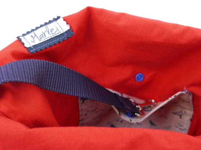 Makerist - Schultertasche , Umhängetasche  - Nähprojekte - 2