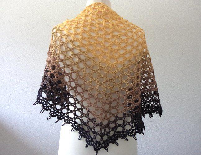 Makerist - Das luftige Airea Tuch - Häkelprojekte - 2