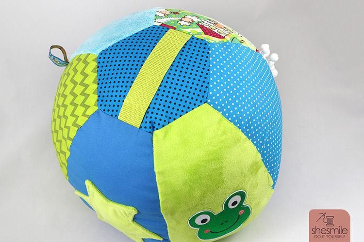Makerist - Spielball - Nähprojekte - 1