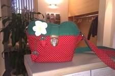 Makerist - kleine Erdbeertasche - 1