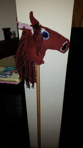 Makerist - Steckenpferd. Aus einem alten Handtuch - Nähprojekte - 1