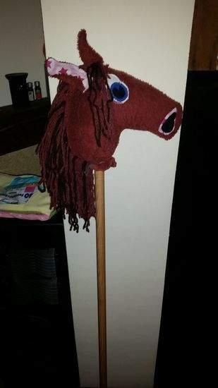 Makerist - Steckenpferd. Aus einem alten Handtuch - 1