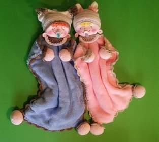 Makerist - Amigurumi Kuschelweiche Babys  - 1