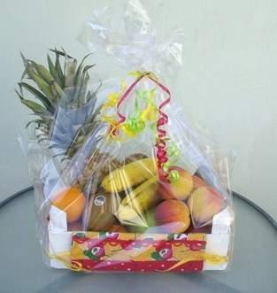 Makerist - Obststeige - selbstgemachter Geschenkskorb - 1