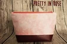 Makerist - Kosmetiktasche mit Kunstleder - 1