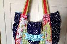 Makerist - Big Beach Bag - 1