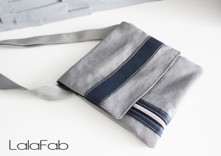 Makerist - Die Umhängetasche Cosy als Männertasche - Nähprojekte - 1