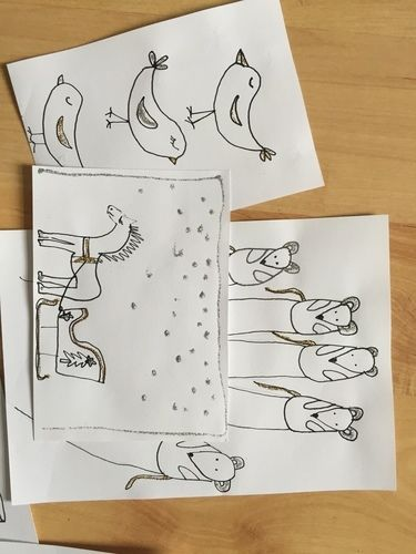 Makerist - ein Adventskalender - DIY-Projekte - 1