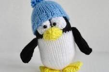 Makerist - Pablo the Penguin - 1
