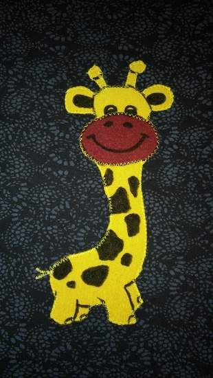 Makerist - Shirt mit Giraffe - 1