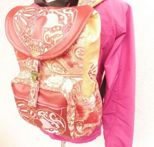 Makerist - Rucksack Bagsage von Good`s Weib Mädchenkram - Nähprojekte - 1