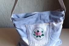 Makerist - Up cycling Tasche  - 1