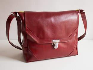 """Makerist - Handtasche """"Klein-Smilla"""" aus Kunstleder - 1"""