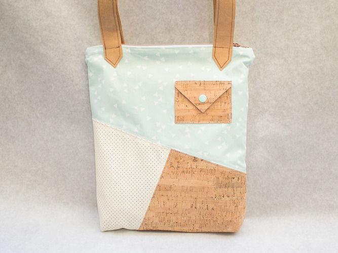 Makerist - Tasche Lucy - Nähprojekte - 1