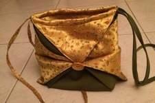 Makerist - Petit sac pliage style origami - 1