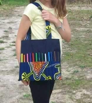 Makerist - Sac à coloriage pour enfant. - 1