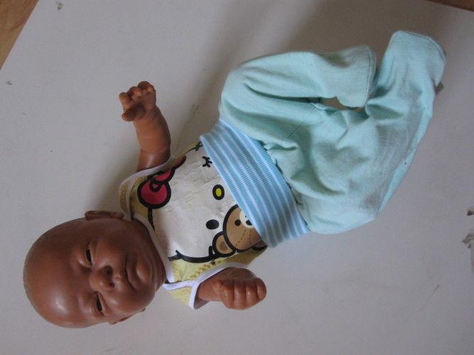 Makerist - Hose in Größe 50 fürs Puppenkind - Nähprojekte - 1